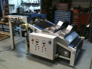 Conception se machinerie industrielle Har-Tech